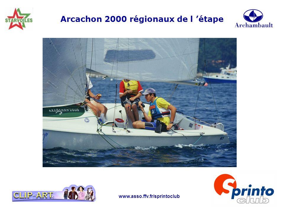 www.asso.ffv.fr/sprintoclub Arcachon 2000 régionaux de l étape