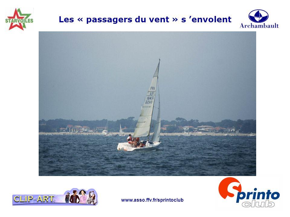 www.asso.ffv.fr/sprintoclub Les « passagers du vent » s envolent