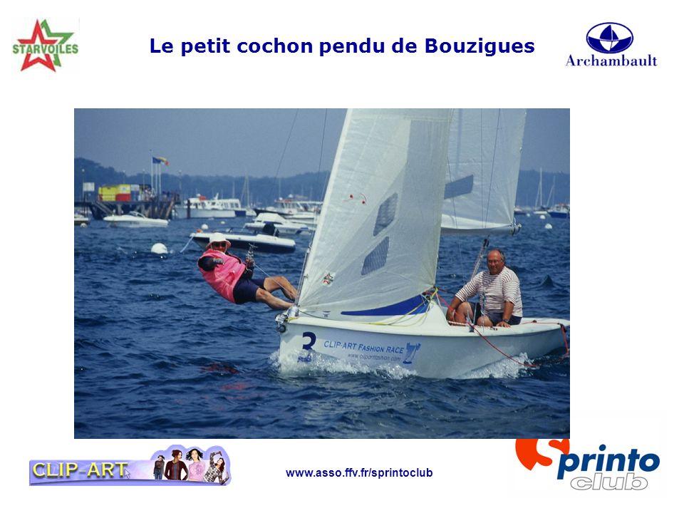 www.asso.ffv.fr/sprintoclub Le petit cochon pendu de Bouzigues