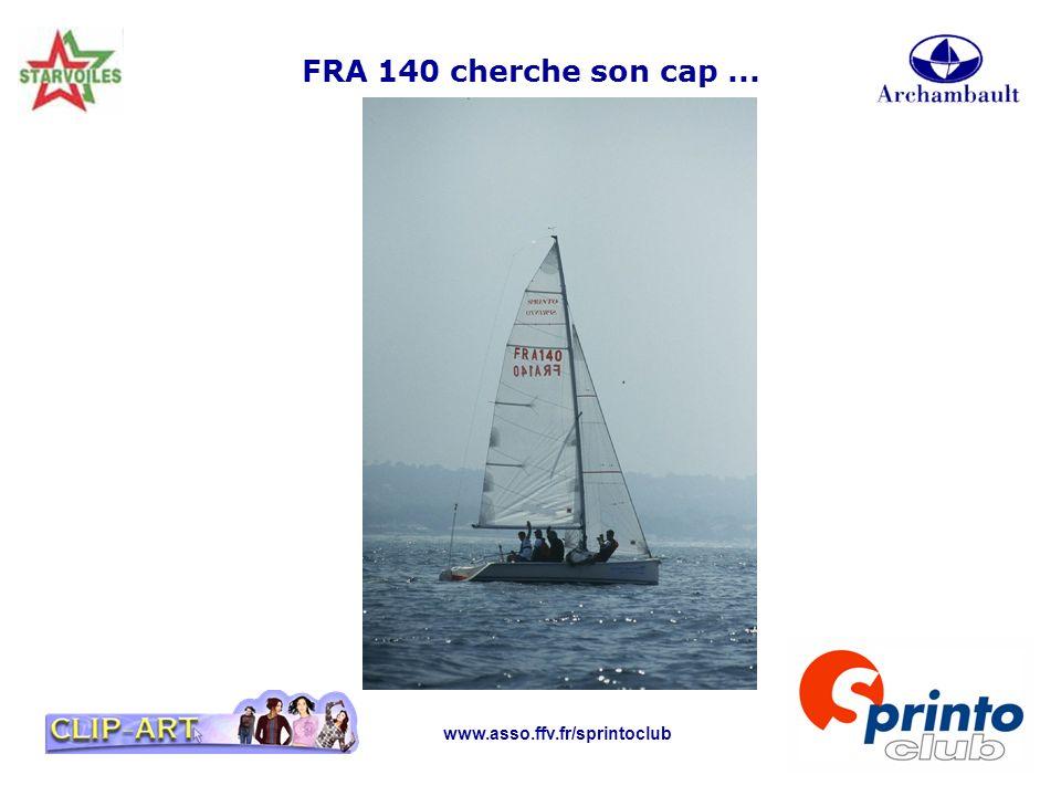 www.asso.ffv.fr/sprintoclub FRA 140 cherche son cap...