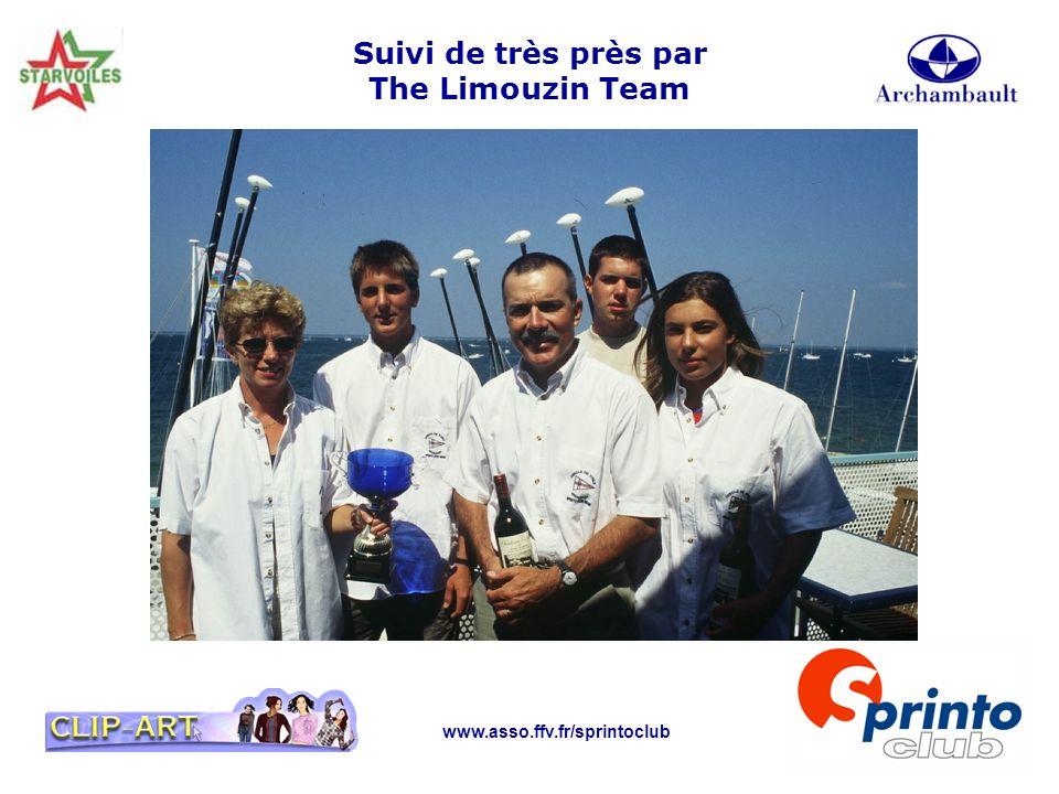 www.asso.ffv.fr/sprintoclub Suivi de très près par The Limouzin Team