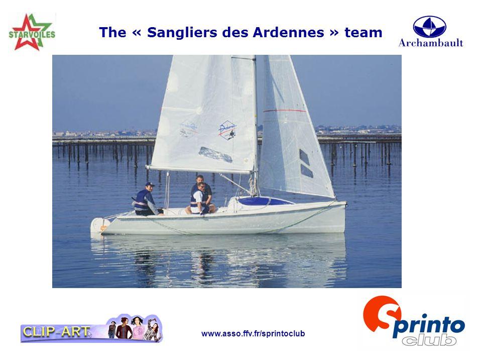 www.asso.ffv.fr/sprintoclub The « Sangliers des Ardennes » team