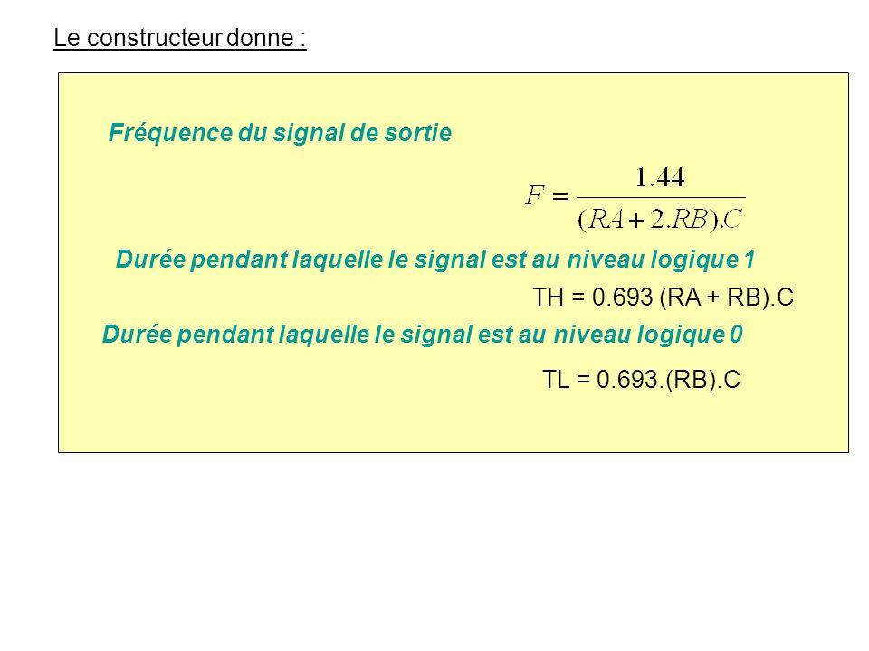 G.1) Représentez l'allure théorique du signal de sortie (Voutput) et du signal Uc
