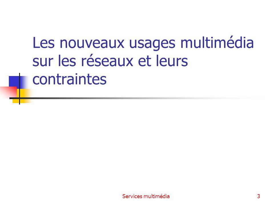Services multimédia54 Le proxy SIP