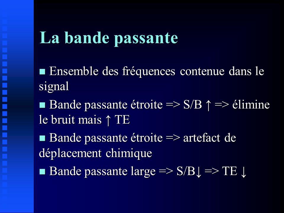 S S B B B B BP BP étroite = S/B TE Ep coupe BP large = S/B TE Ep coupe