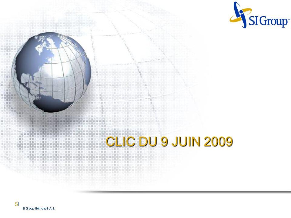 CLIC DU 9 JUIN 2009 CLIC DU 9 JUIN 2009