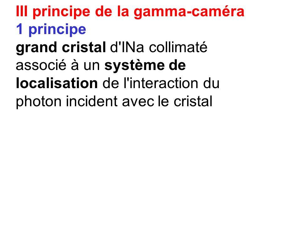 gamma - caméra I introduction II scintigraphe à balayage III principe de la gamma-caméra 1 description 2 localisation 3 image numérique 4 variantes IV