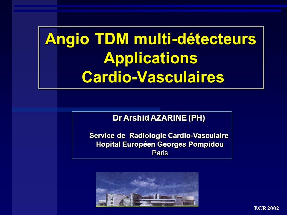 ECR 2002 Aorte ascendante : post-opératoire