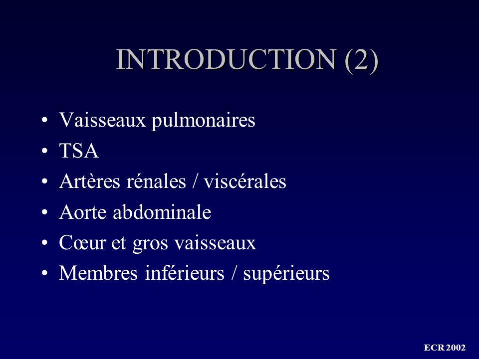 ECR 2002 Rappels anatomiques : les veines vcs VCI