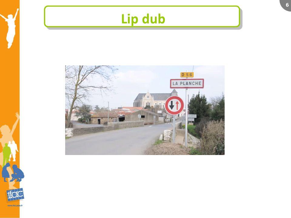 6 Lip dub