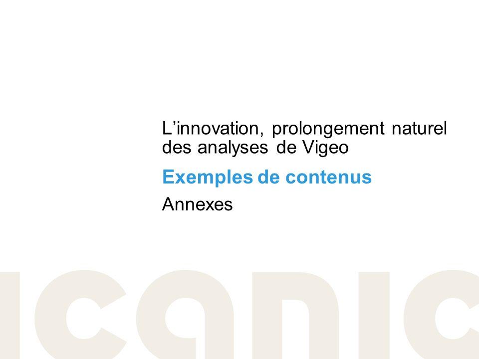 24 MAI 2013 ICANIC permet de comparer qualitativement les portefeuilles de brevets détenus par les entreprises européennes 10 Nombre de brevets Note ICANIC cumulée +1% -34% Les notes ICANIC du portefeuille de brevets des entreprises permet dajouter un critère qualitatif à lanalyse :
