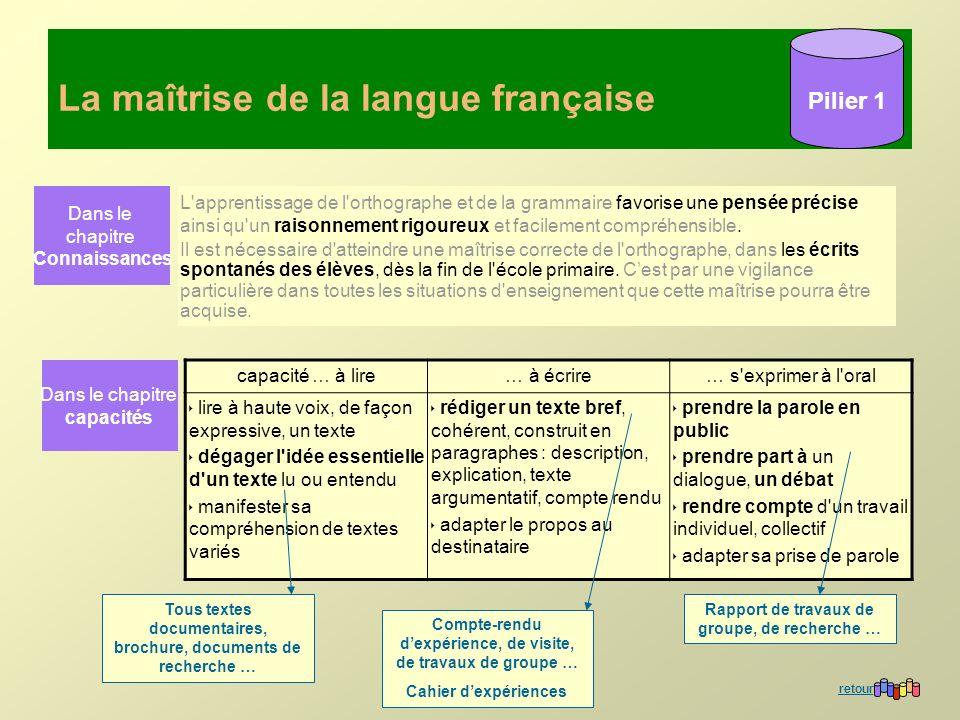 Pratique dune langue vivante étrangère Pilier 2 Elle implique également la connaissance et la compréhension des cultures dont la langue est le vecteur : elle permet de dépasser la vision que véhiculent les stéréotypes.