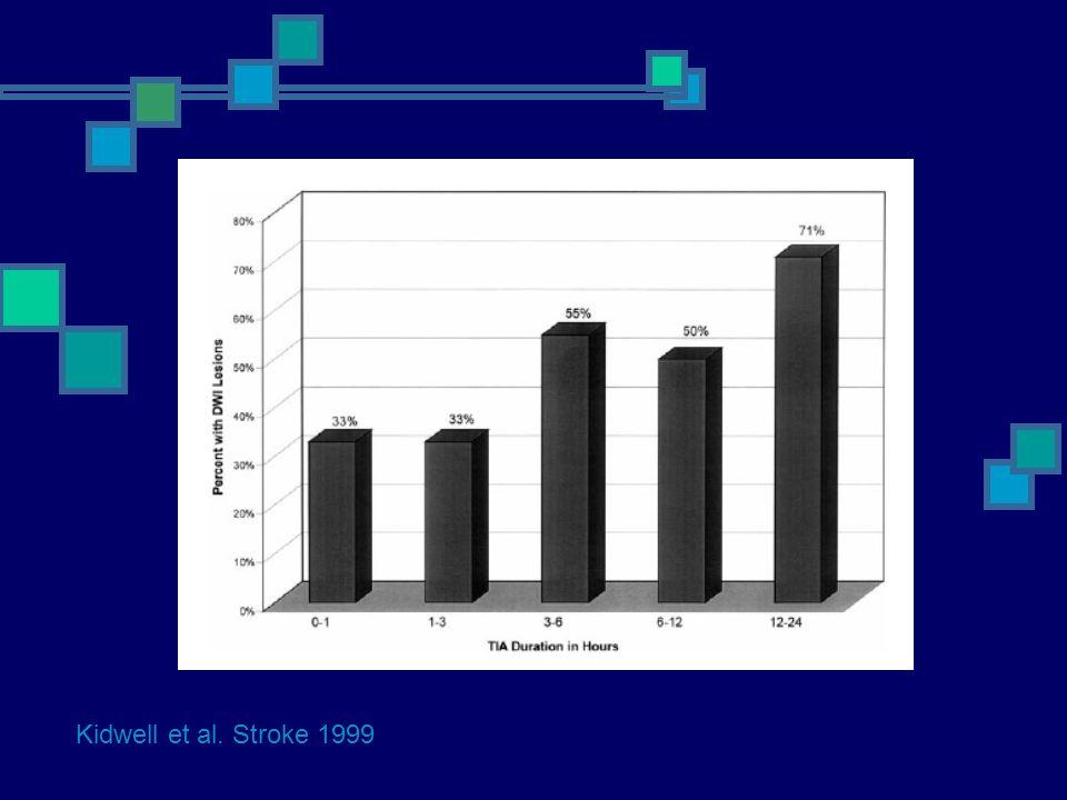 Kidwell et al. Stroke 1999