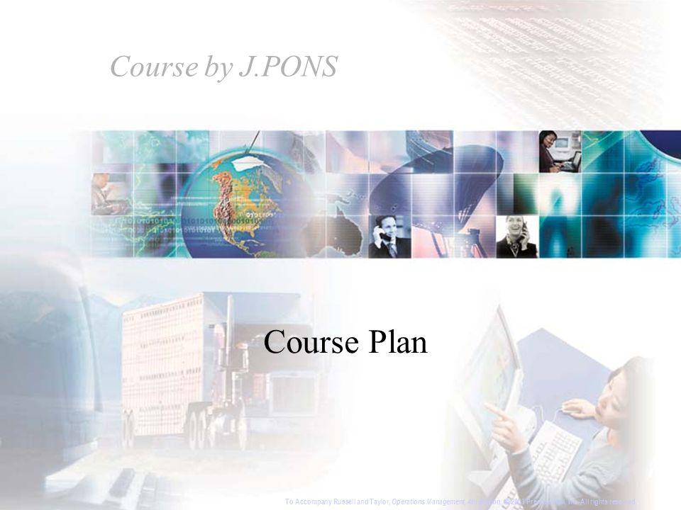 442 Copyright 1999 ç CIF Europe MRP2 PIC Gestion de la demande Planification des besoins en composants Pilotage datelier