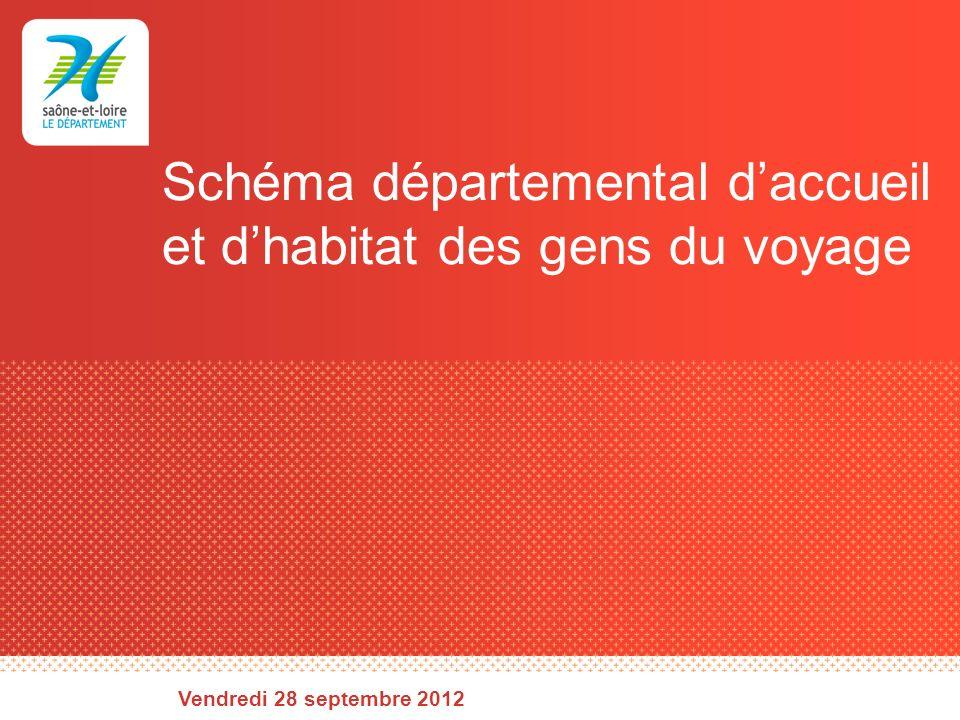Élaboration du schéma + Le schéma départemental .