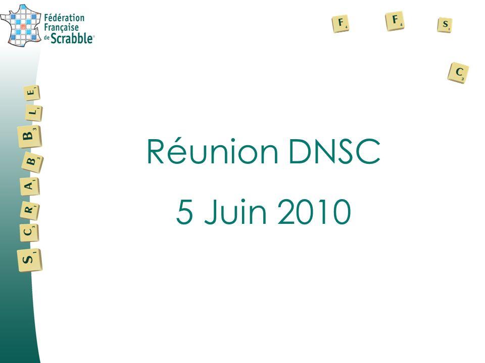 Réunion DNSC 5 Juin 2010