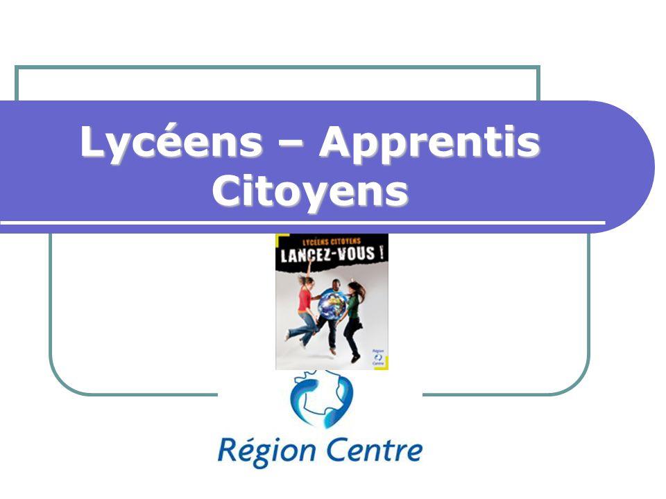 Lycéens – Apprentis Citoyens