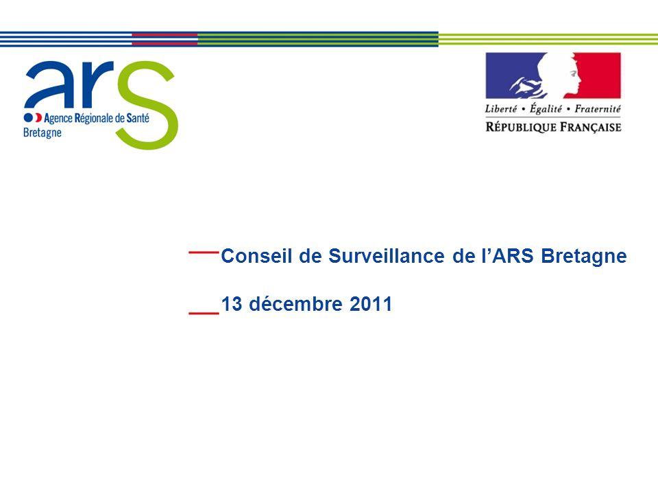 XX/XX/XX Conseil de Surveillance de lARS Bretagne 13 décembre 2011