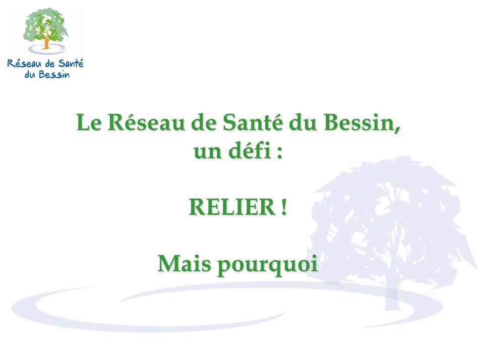 Le Réseau de Santé du Bessin, un défi : RELIER ! Mais pourquoi