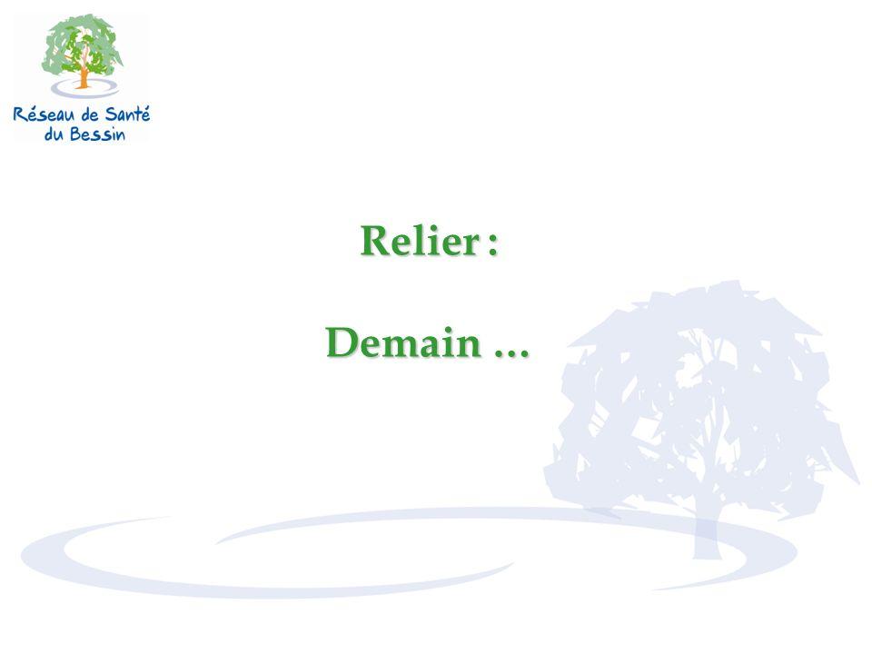 Relier : Demain …