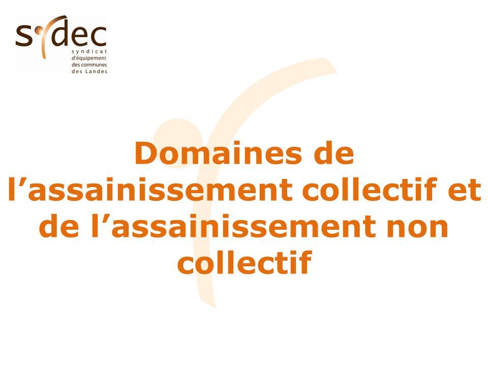 Travaux dinvestissement ASSAINISSEMENT COLLECTIF