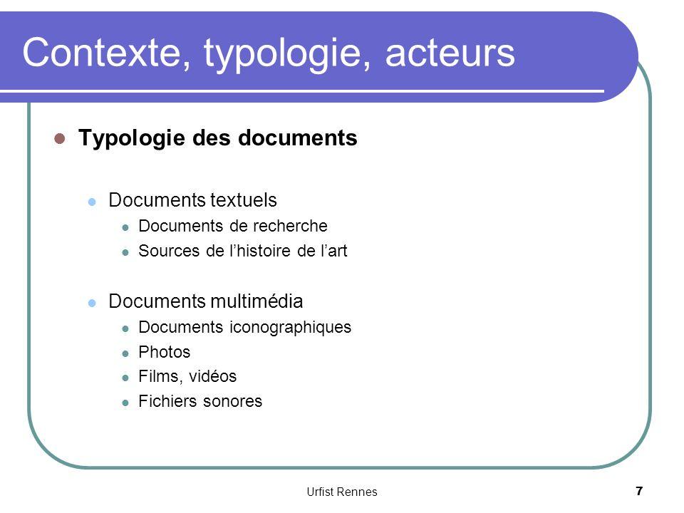 Outils, sites dorientation ED Histoire de lart, Paris 1 http://ed-histart.univ-paris1.fr/page.php?r=5&id=67&lang=fr http://ed-histart.univ-paris1.fr/page.php?r=5&id=67&lang=fr INHA, http://www.inha.fr/, en particulier la page Ressources documentaires et INVISU / INHA, http://invisu.inha.fr/http://www.inha.fr/Ressources documentaireshttp://invisu.inha.fr/ Museofile, répertoire des musées français, http://www.culture.gouv.fr/documentation/museo/ http://www.culture.gouv.fr/documentation/museo/ Institut national du Patrimoine, http://www.inp.fr/index.php/fr http://www.inp.fr/index.php/fr Educnet, http://www.educnet.education.fr/histoiredesartshttp://www.educnet.education.fr/histoiredesarts Urfist Rennes 48