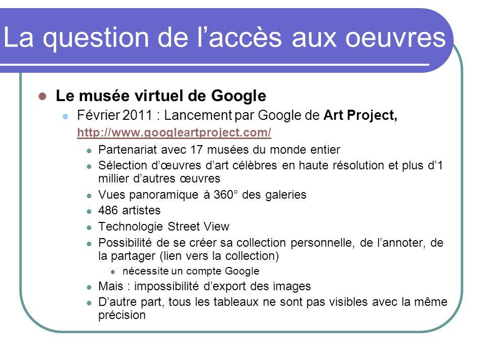 Site Histoire de lart.