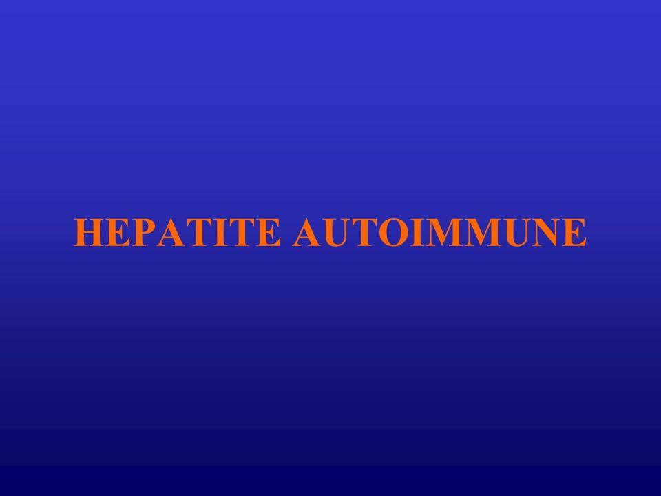 CBP CSP HAI HCV Overlap syndrome CAI MALADIES HEPATIQUES AUTOIMMUNES Formes cholestatiques : atteinte voies biliaires CBP (cirrhose biliaire primitive) CSP (cholangite sclérosante primitive) Cholangite autoimmune Formes cytolytiques : Hépatite autoimmune hepatite C avec manifestations autoimmunes