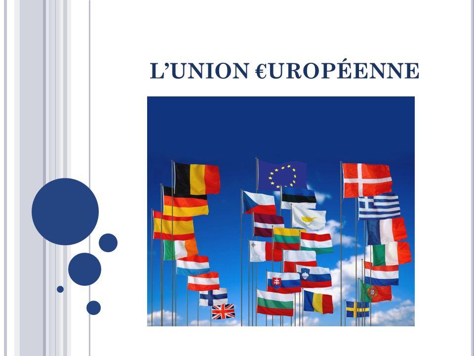 P ROBLÉMATIQUE : Dans quelles mesures lUnion Européenne permet-elle de sortir de la crise ?