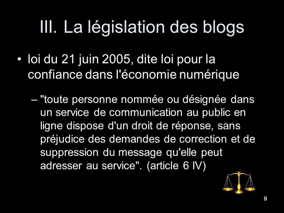 8 Statistiques du site « skyblog » du 12 janvier 2006 Nombre de blogs créés Nombre darticles Nombres de commentaires Nombres de skyblog créés en 1 jour Création dun skyblog toutes les… 3 605 500174 466 130268 705 9714 9483 secondes