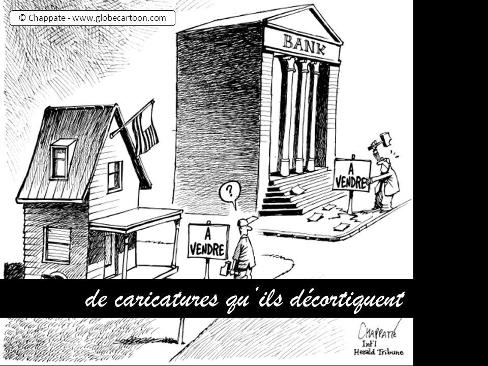 de caricatures quils décortiquent © Chappate - www.globecartoon.com