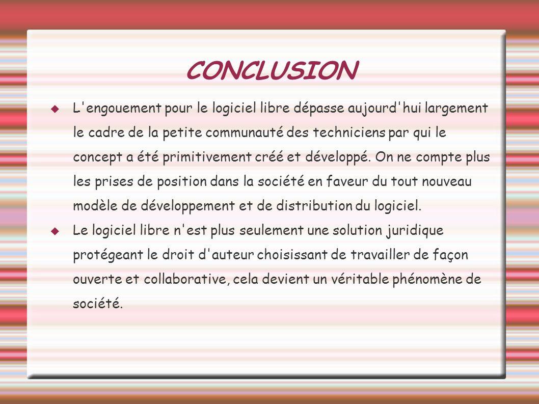 B. Evolution de la loi sur le droit dauteur la France a intégré le 10 mai 1994 la directive européenne 1991/250 relative à la protection juridique des