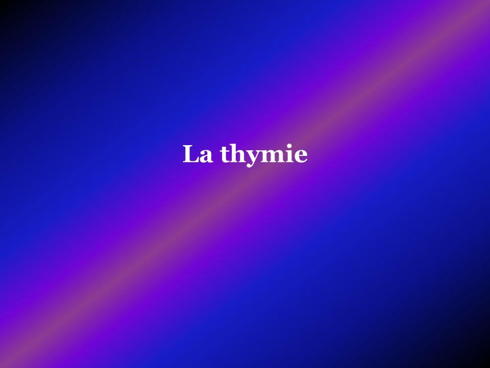 La thymie