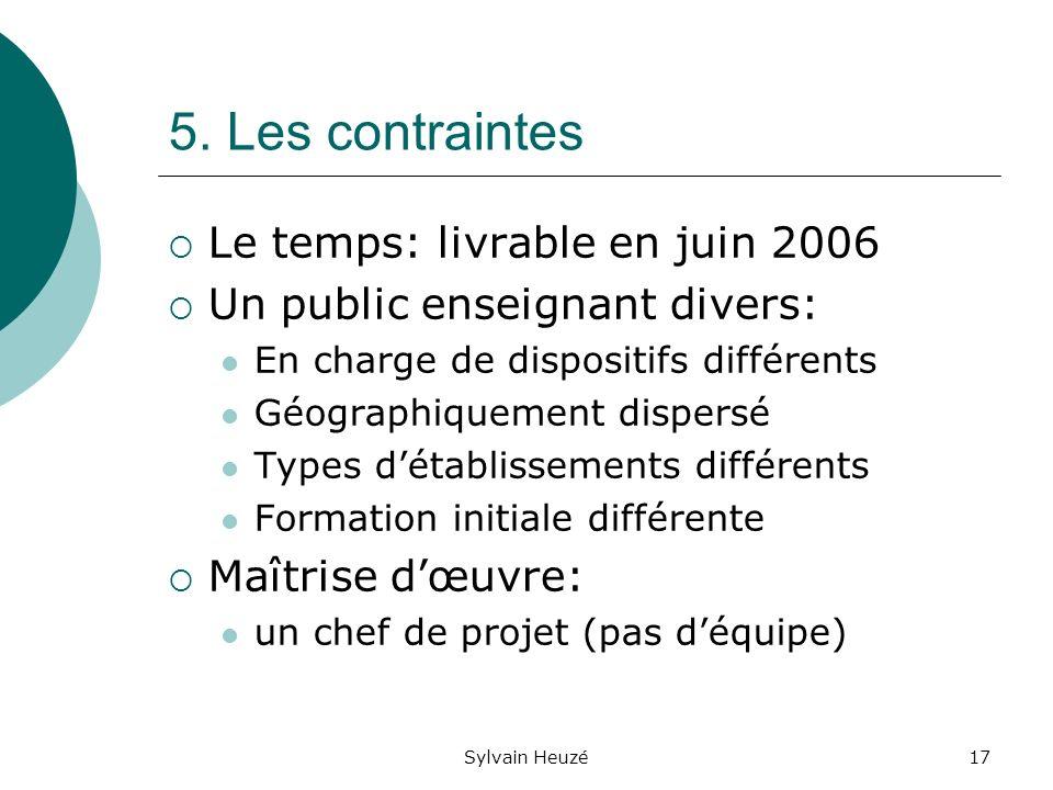 Sylvain Heuzé17 5.