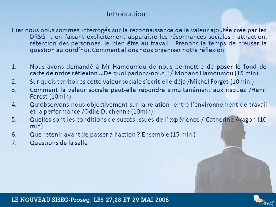 La Direction de lExploitation au service des collaborateurs dAXA France Catherine Aragon Directeur de LExploitation AXA France