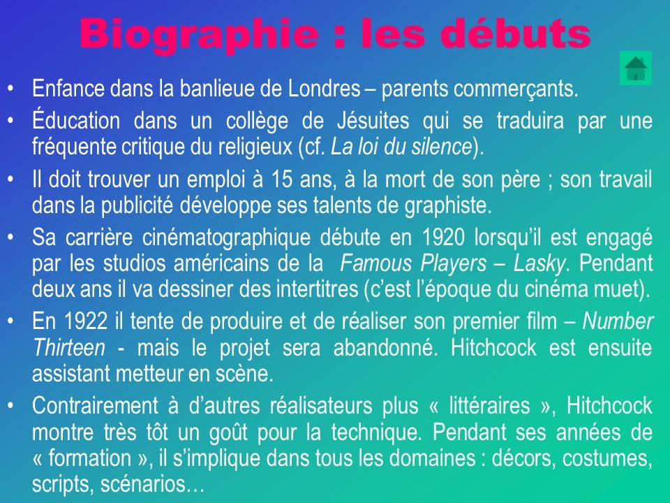 Biographie : les débuts Enfance dans la banlieue de Londres – parents commerçants.