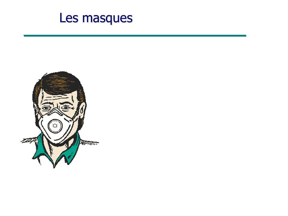 Les masques Les masques