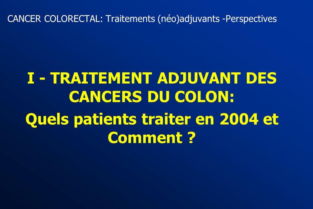 Cancers colo-rectaux métastatiques n.d.8,3%22,4%HTA n.d.16,1%19,3% Acc. thrombo-embolique NS2,8%2,5%Décès toxique n.d.25%33%Diarrhée gr 3-4 n.d.31%37%