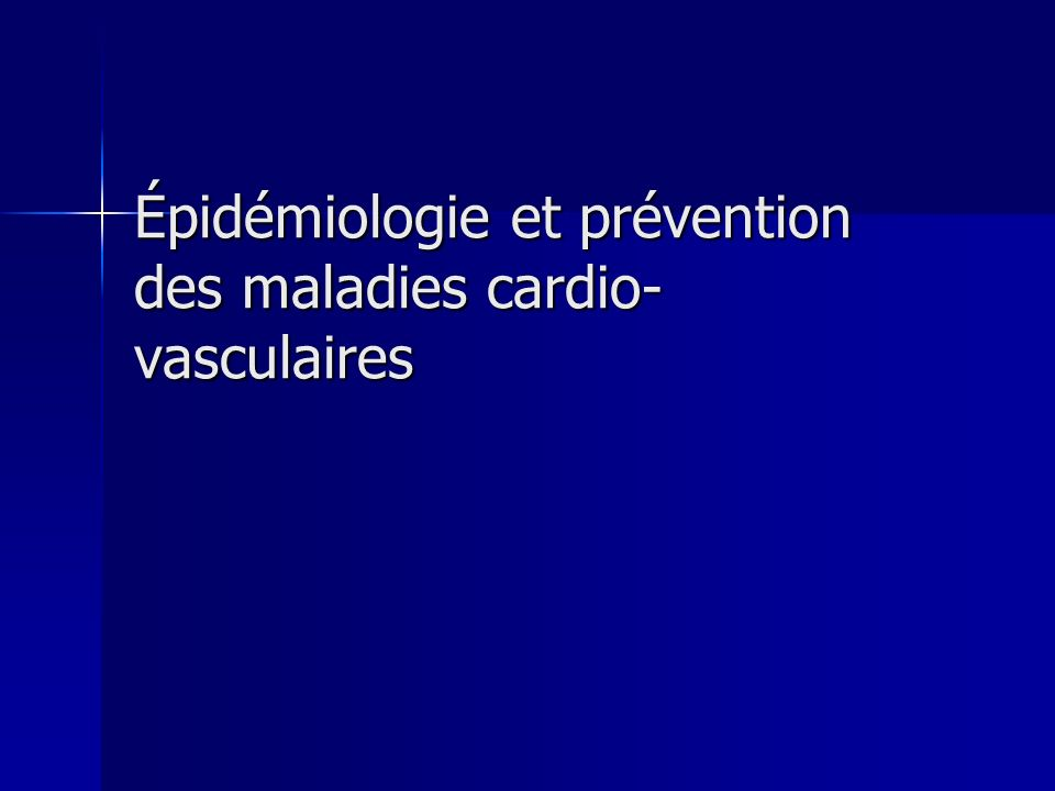 Athérosclérose Facteurs de risques cardio-vasculaires Facteurs de risques cardio-vasculaires Définition.