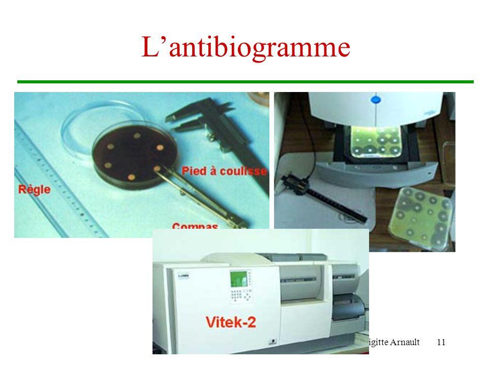 Brigitte Arnault10 Lantibiogramme