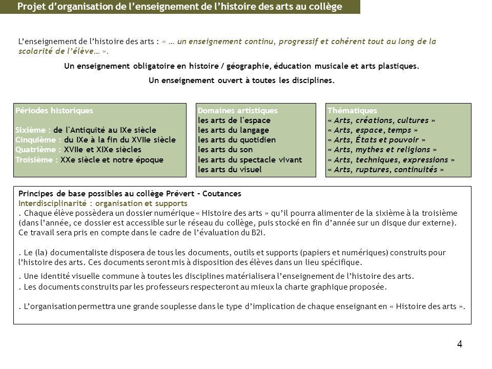 5 Interdisciplinarité.