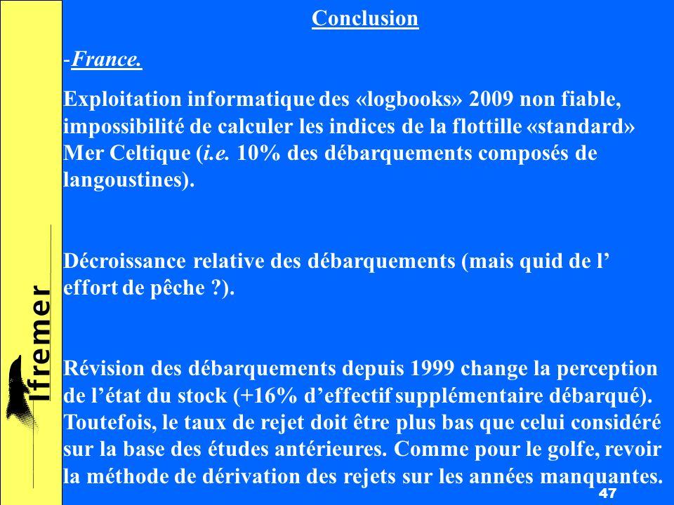 47 Conclusion -France.