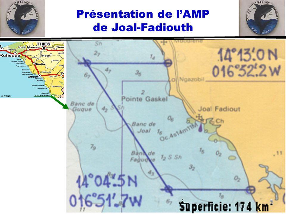 Présentation de lAMP de Joal-Fadiouth