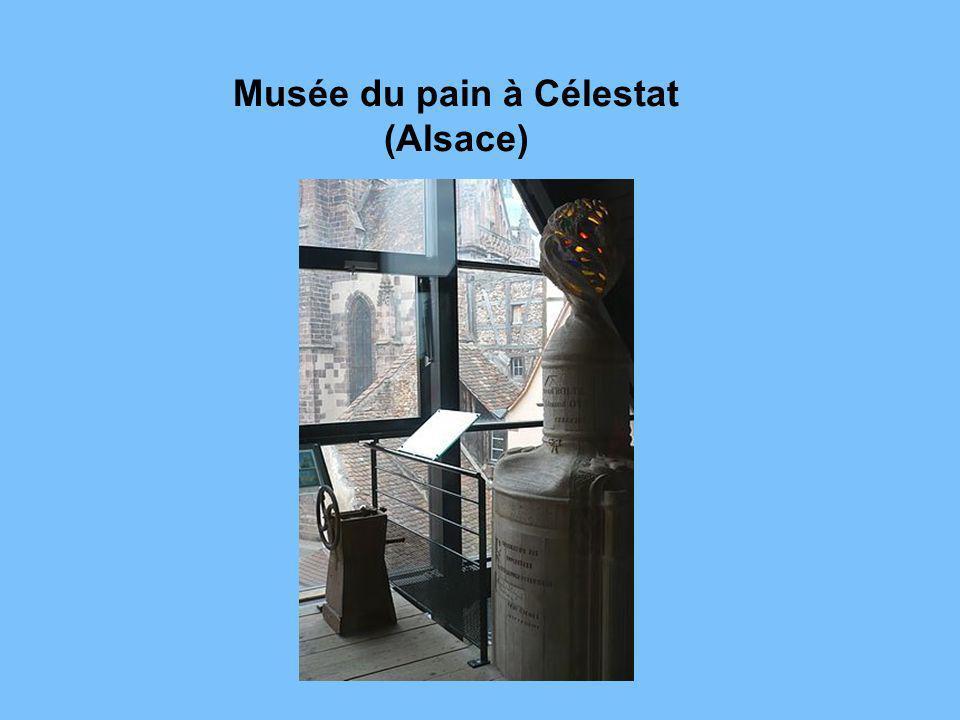 Musée du pain à Célestat (Alsace)