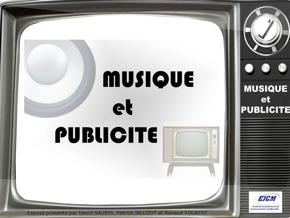 Historique Des cris des marchands ambulants du XIII e siècle aux spots télévisuels actuels.