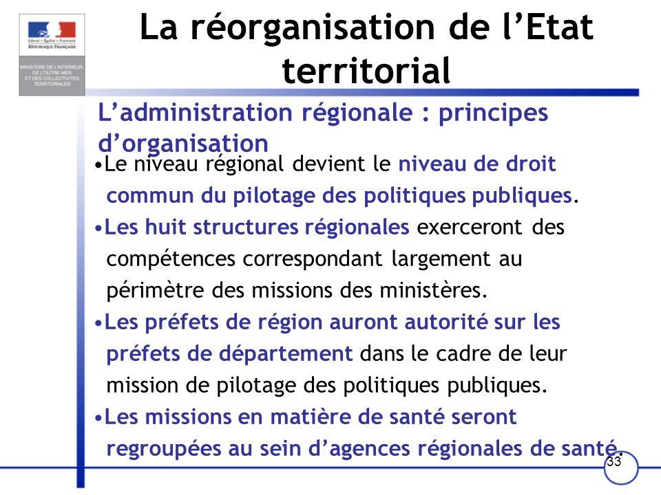 32 Lorganisation 4 - La zone de défense Échelon spécialisé, voué à trois missions Lélaboration des mesures non militaires de défense et la coopération