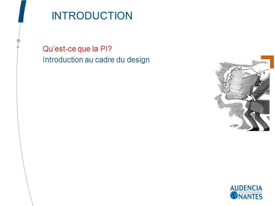 2.2 La titularité dans le cadre du droit français Linvention indépendante Linvention de salarié Linvention de commande