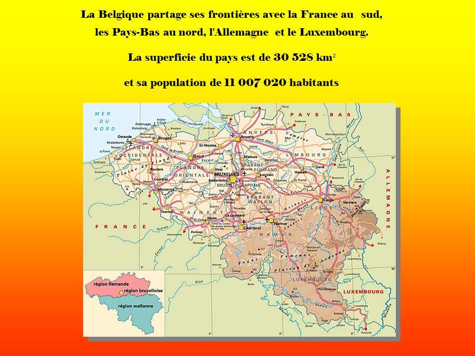 Edifices Belges et fêtes