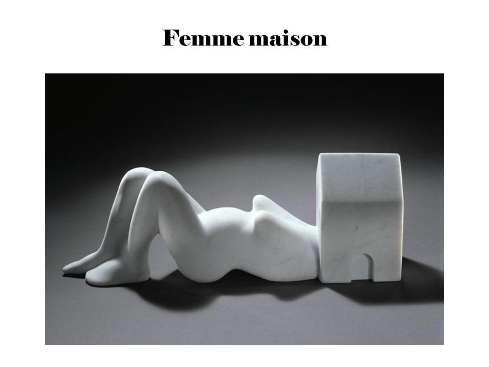 Femme maison