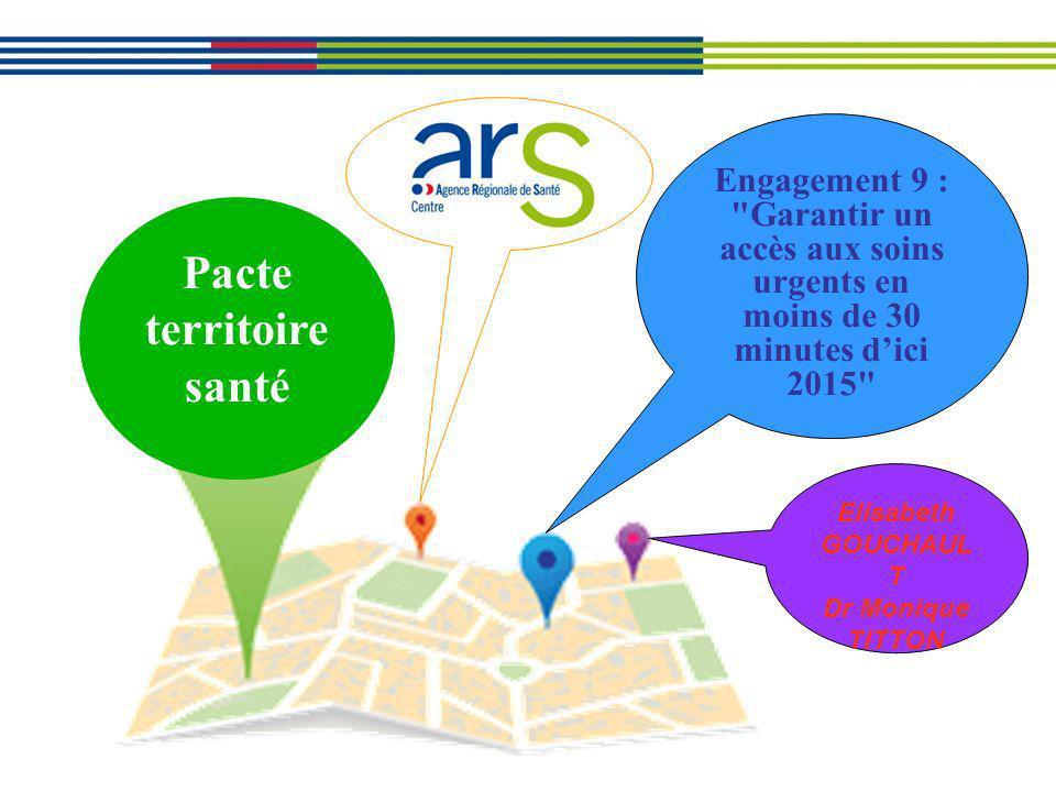 Pacte territoire santé Engagement 9 :